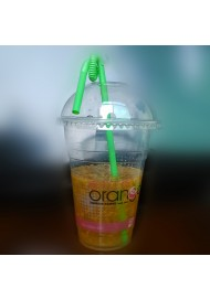 wholesale disposable plastic cups with personalized logo ,customized fruit juice cup,one time plastic tumbler
