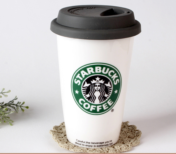 Starbucks Travel Ceramic Mugs