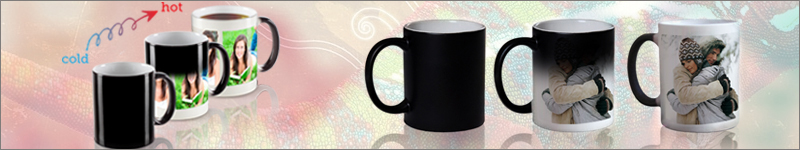 Color Changing Mug,Magic Mug