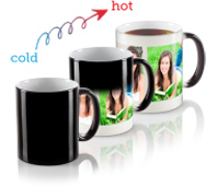 View Personalized Color Change Mug