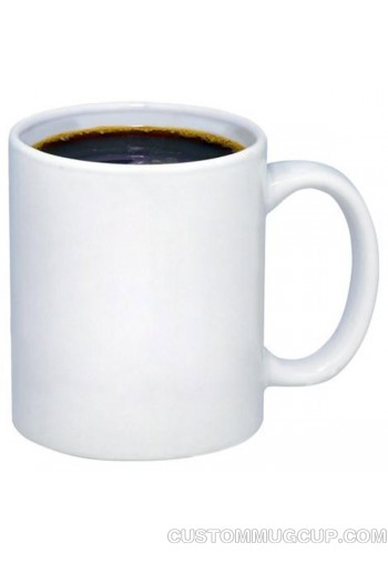 11oz white Sublimaiton Mugs ,Heat Tranfer White Blank Mugs, Promotional Gift manufacturer