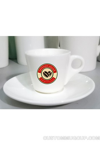 designer your 90-110ml espresso cups and saucers,expresso coffee cup wholesale