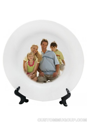 Personalized Ceramic Plate