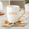 11oz drum shape with logo