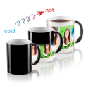 11oz Personalized Magic Mug Custom Magic Photo Mugs Color Changing Mug Heat Sensitive Coffee Cup