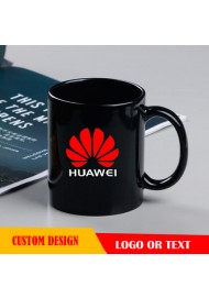 11oz  black coffee mugs,customized black mugs with custom logo