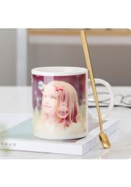 11oz Mug +spoon