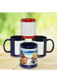 11oz Sublimation Magic Color Changing Luminous Mug Printing mug Gift mug