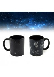 Color Changing Star Constellation Coffee Mug Heat Activated mug