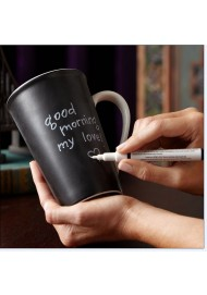 Starbucks writing mug