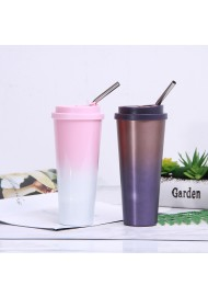 travel tumbler with straw