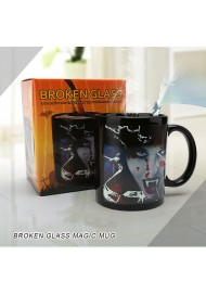 Halloween Horror Zombie Color Changing Cup Magic Coffee Mug