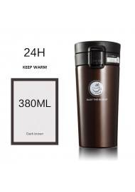 Custom portable stainless steel  insulation cup mug personlized design tea gap 380ML