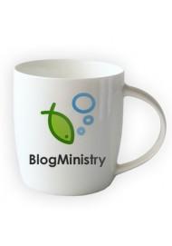 11oz (330ML) dream shape mugs with cusomized logo, promotional coffee mugs