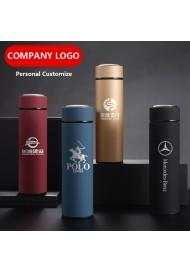 450ML Thermal Insulation Cup 304 Stainless Steel Mug Creative Vacuum Mug Engraving Logo