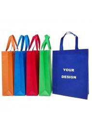 custom reusable non woven bags