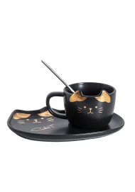 Ceramic Coffee Cup and Saucer Sets