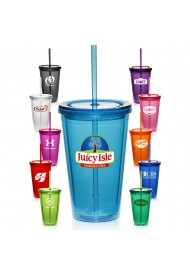 Double Wall Acrylic Personalized Tumblers