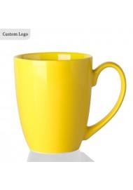 Drum shape yellow