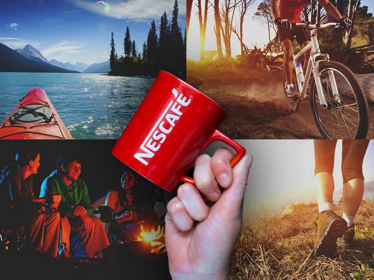 Nescafe Red mug