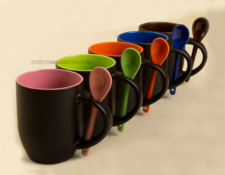 Two Tone Color Mugs