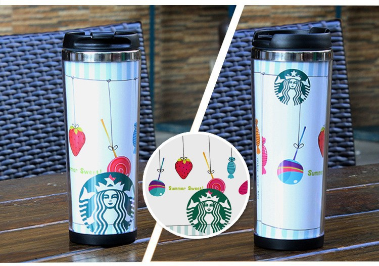 double wall travel tumbler