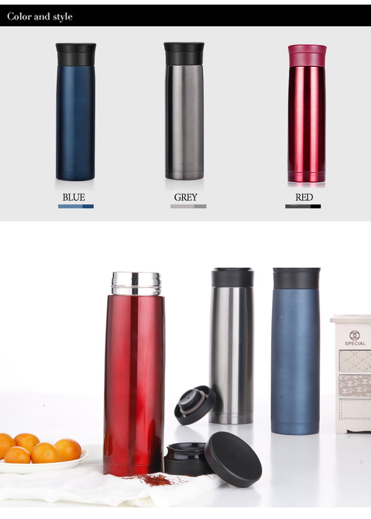 Personalized Laser Engraving Vacuum-Insulated Stainless Steel Travel Mug