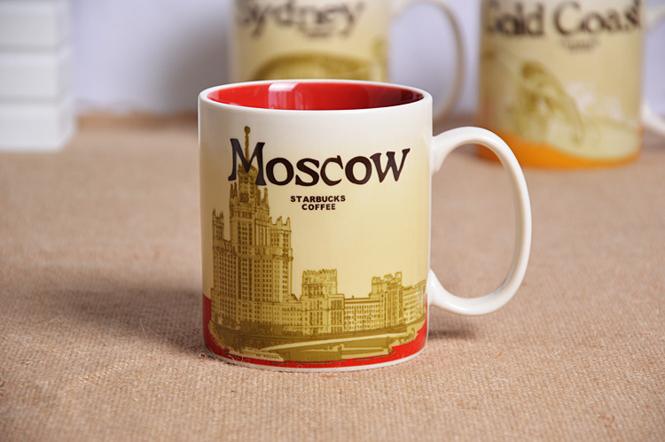 Mugs Custom York Starbucks And Personalized 16oz paris new MugWholesale Online Order City 2EHI9WD