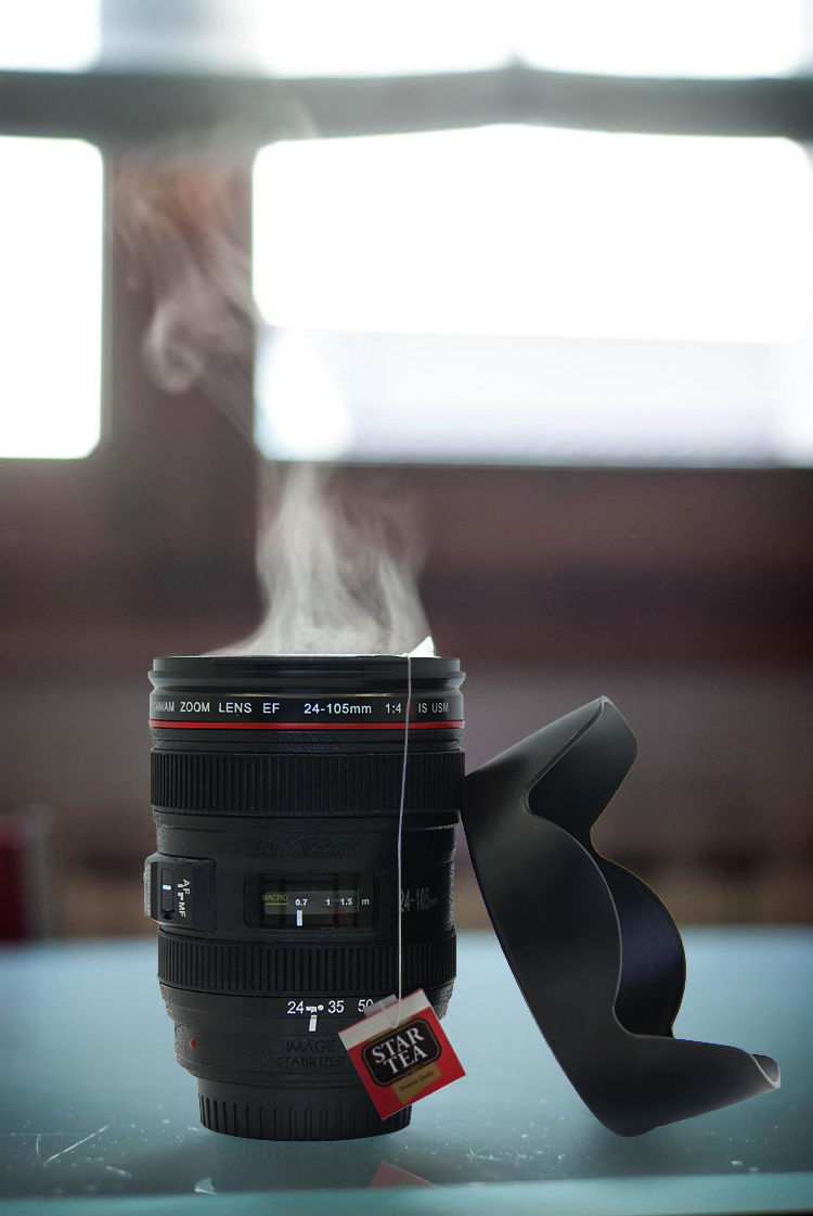 cemera lens mugs